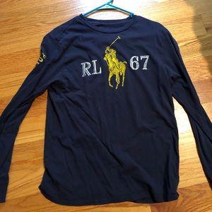 Kids Polo Ralph Lauren Long Sleeve XL